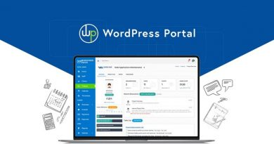 Wordpress-Portal