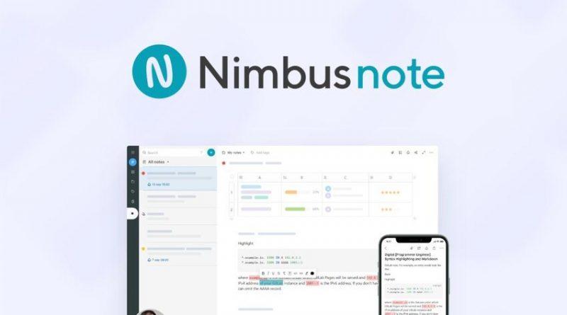 NimbusNote