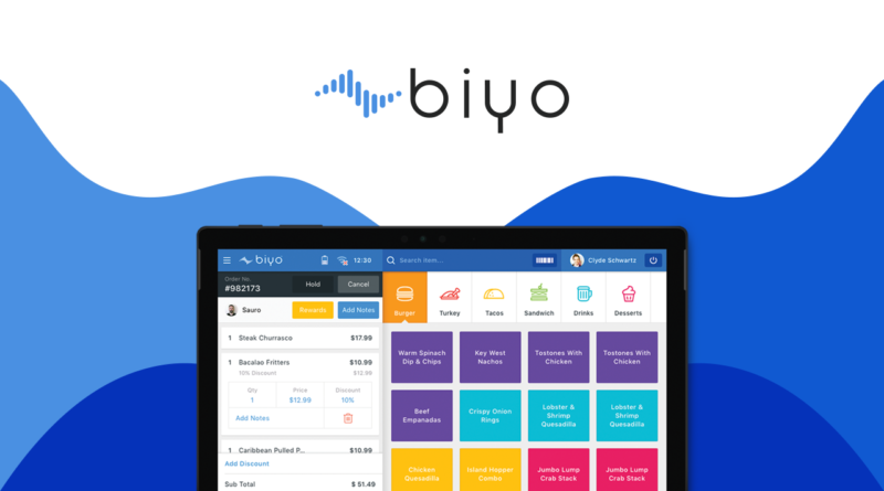 Biyo Point of Sale